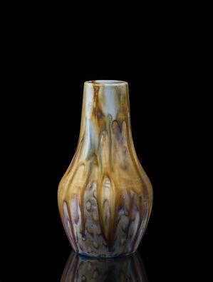 'Flammé' vase