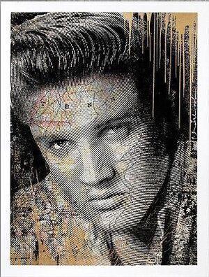 King of Rock (Elvis Presley) Gold