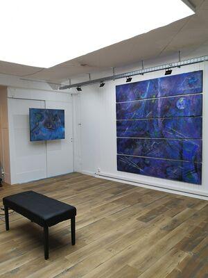 Bewegung - Movement, installation view