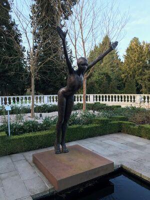 Carol Peace at Coworth Park, installation view