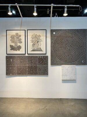 Arushi Arts at LA Art Show 2020, installation view