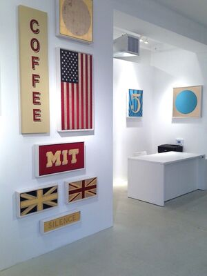 Charlotte Andry Gibbs, installation view