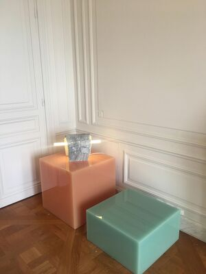 Etage Projects at NOMAD MONACO, installation view