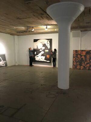 Joseph Piccillo, installation view