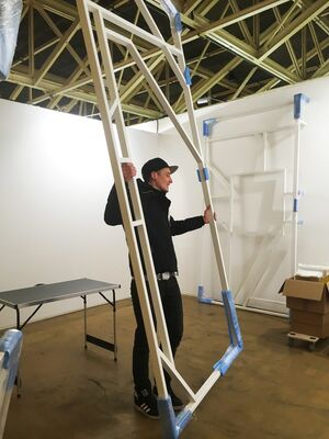 Semjon Contemporary at Art Rotterdam 2016, installation view