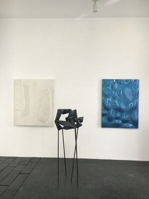 Willi Siber, installation view
