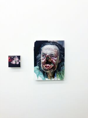 MARCIN CIENSKI . I AM NOT GOING TO PLEASE YOU, installation view