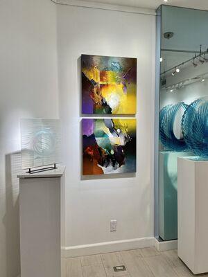 Online Exclusive Exhibition: Featuring James Leonard, QiQun Pan, Laszlo Lukacsi, R. Charles, Judit Csotsits, Nina K, Jennyfer Stratman, installation view