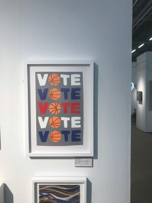 Art With Text: The Message is the Medium, installation view