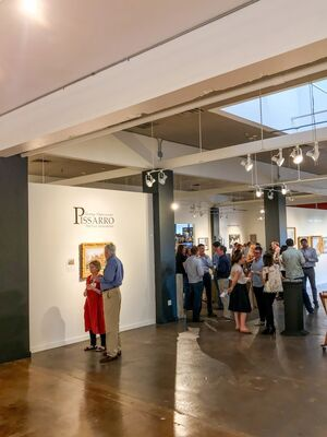 Lasting Impressions: Camille Pissarro- The Five Generations, installation view