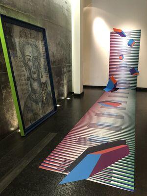 Blinkgroup Gallery at Palm Beach Modern + Contemporary  |  Art Wynwood, installation view