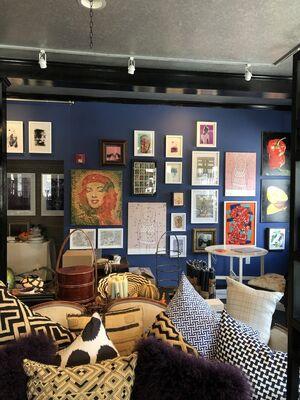 Twelve Cuban Artists, installation view