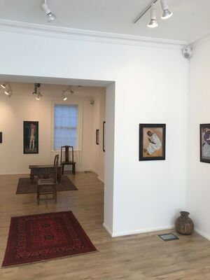 Anthony Christian - Animate / Inanimate, installation view