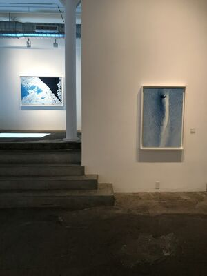 Zaria Forman: Overview, installation view