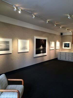 Chip Hooper California's Pacific 2nd Set, installation view
