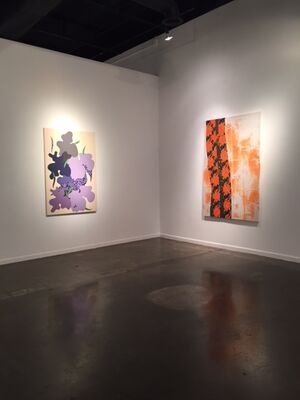 Painting, Process, Materials, Texture, installation view