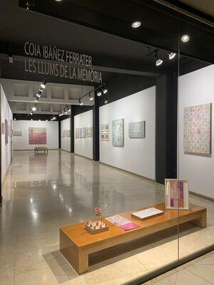 Les llums de la memòria, installation view