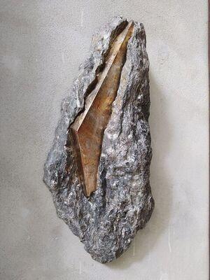 Sezione Aurea - A5 (wall sculpture)