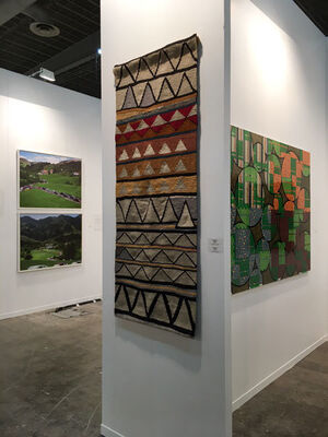Espacio Mínimo at ZⓢONAMACO 2017, installation view