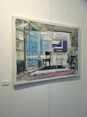 DIALECTO Gallery at SCOPE New York 2016, installation view