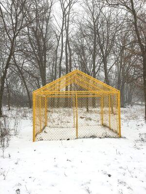 Roberley Bell: Locus Amoenus, installation view