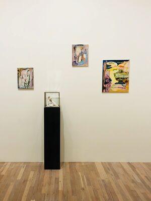 SELECTED WORKS : MAJA RUZNIC | VICKI SHER | KAIDI DUNSTAN, installation view