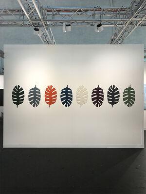 V1 Gallery at VOLTA13, installation view