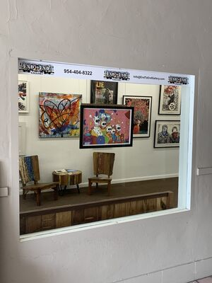 MASTERS OF CONTEMPORARY URBAN ART II, installation view