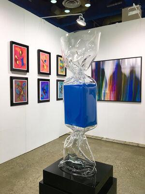 BOCCARA ART at PLAS - Contemporary Art Show 2019, installation view