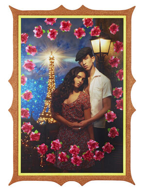 The Lovers of Paris (Hafsia Herzi & Jonathan Eap)