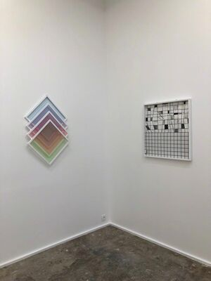 A.D.N, installation view