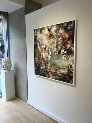 Karen Margolis and Isabelle Menin, installation view