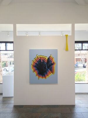 GRAVITY | New works by 1010, installation view