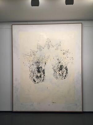 SIGMUND-Georg Baselitz Works, installation view