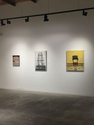 MIKE PIGGOTT | i'm pretty sure i've never been here before, installation view