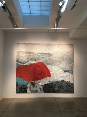 Andy Piedilato - Recent Paintings, installation view