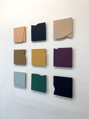 Configurate, installation view