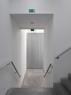 Miroslaw Balka: 'Random Access Memory', installation view
