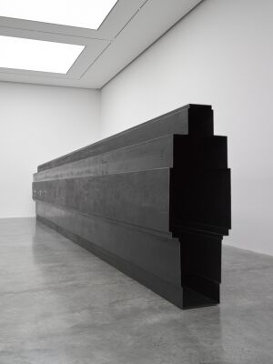 Antony Gormley: FIT, installation view