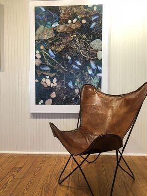 RON BARRON / Adrift, installation view