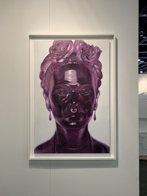 Art Angels  at Texas Contemporary 2019, installation view