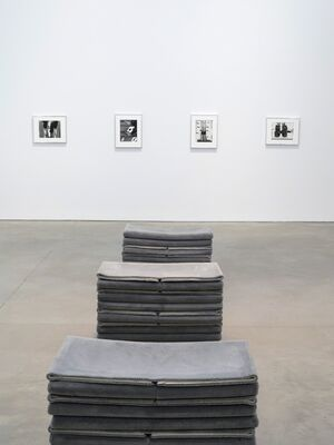 Elad Lassry, installation view