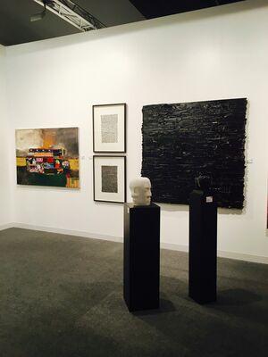 Salwa Zeidan Gallery  at Abu Dhabi Art 2016, installation view