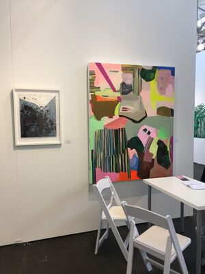 Marrow Gallery at Art Market San Francisco 2018, installation view