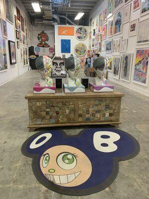 Masters of Urban Contemporary Art III, installation view