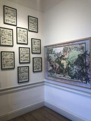 50 Golborne at 1-54 London 2018, installation view