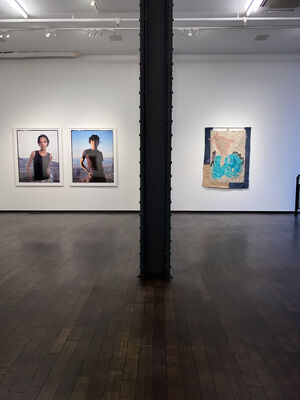 This Is Who We Are, installation view