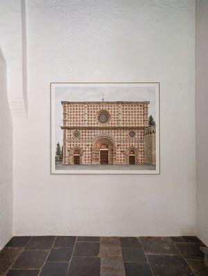 Markus Brunetti FACADES, installation view