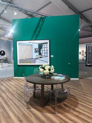 Shapero Modern at Art Miami 2019, installation view