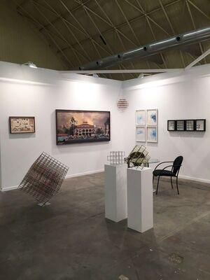 SGR Galería at SWAB Barcelona 2016, installation view